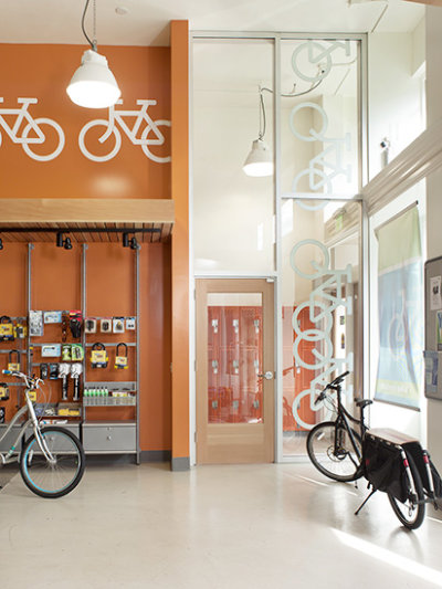 Berkeley Bike Station Featured Image